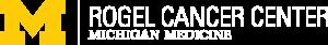 University of Michigan Rogel Cancer Center logo